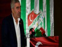 Bursaspor'dan kriz açıklaması!
