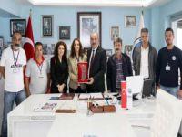 Sağlıklı Çevre ödülü Mudanya'nın