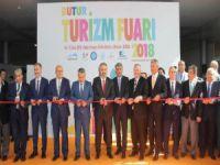 Bursa Turizm Fuarı açıldı