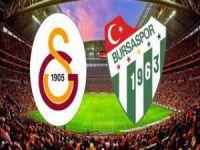 Galatasaray 1- 1 Bursaspor
