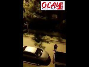Ramazan davulcusu İzmir Marşı'yla uyandırdı!