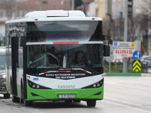 Halk otobüsüne operasyon