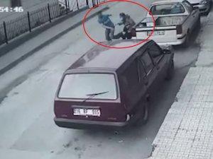 Bursa'da taciz dehşeti!